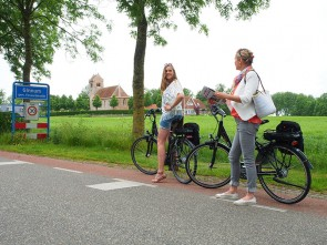 ALBA Ciclone E-bike arrangement 'Noord Friese Winkeltjesroute'