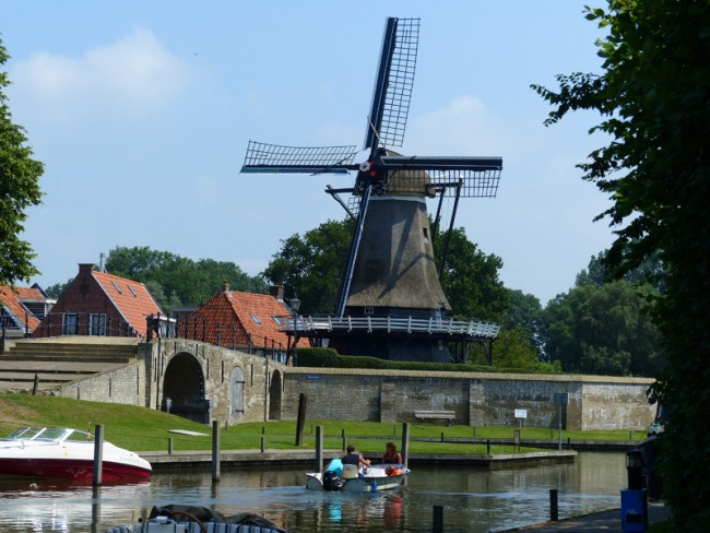 Eleven Towns Tour by bicycle 1A Holidays in Friesland ...