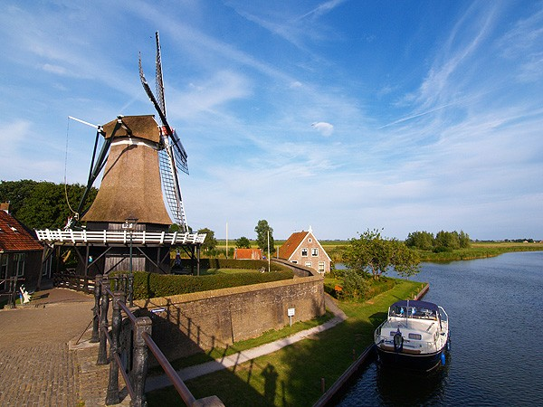 Eleven Towns Tour by bicycle 1B Holidays in Friesland ...