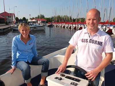 Hotel & Sloop holiday - Frisian Lakes