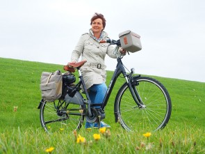 ALBA Ciclone E-bike package eight landscapes