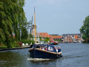 3-day Eleven Towns Sloop package Lemmer & Koudum