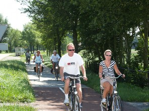 Peat Tour 1: Cycling tour around Heerenveen and Gorredijk