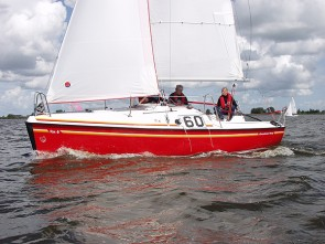 Viva la Frisia: Fox Sailing Week Package including services