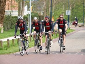 Eleven Towns Tour for fast cyclists 4 days Luxury