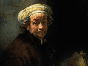In the trail of Rembrandt and his wife
