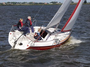 7-day hotel + sailboat holiday 'Frisian Lakes'