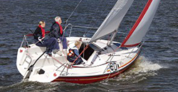 Private sailing yacht courses