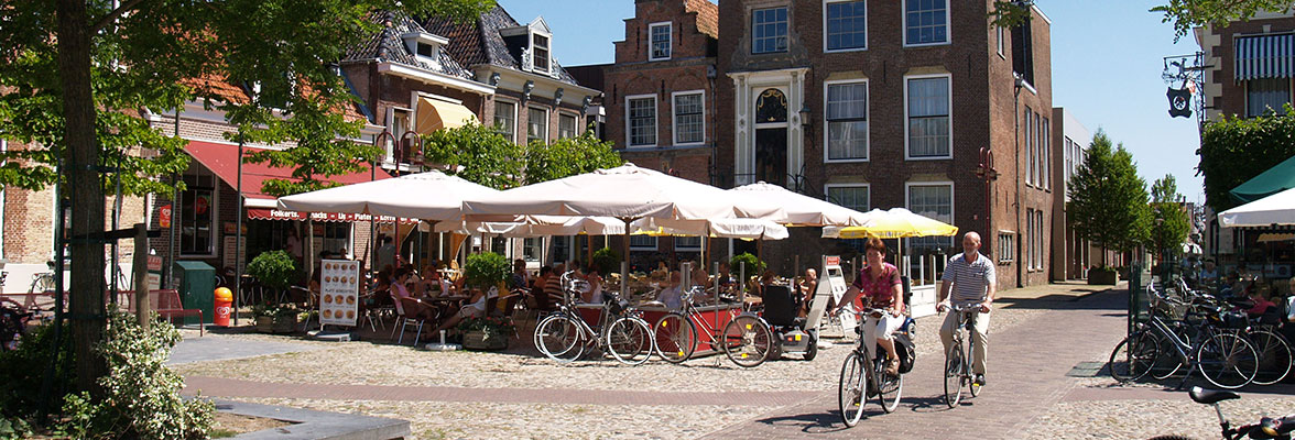 Friesland Holland Travel - fully catered cycling holidays